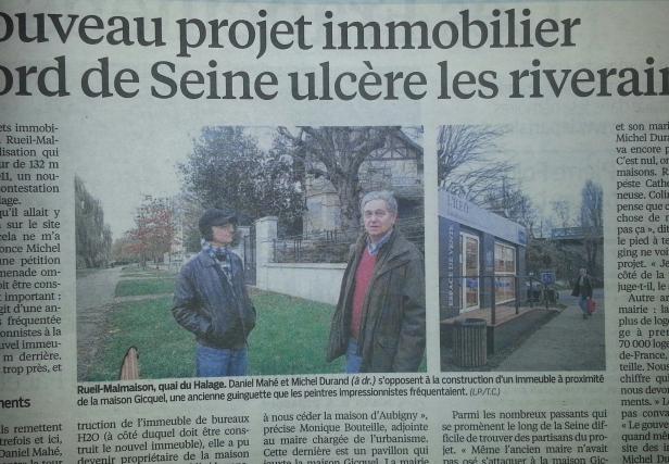 photo article parisien