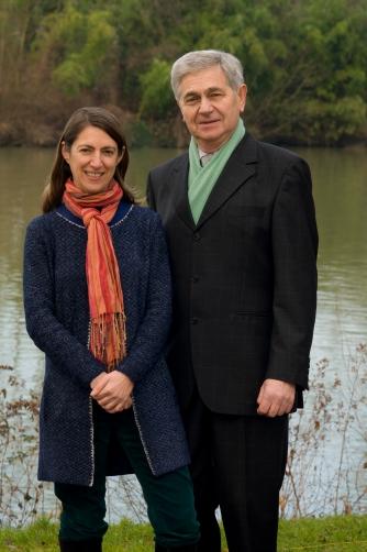 Bérengère Bonnet et Michel Durand