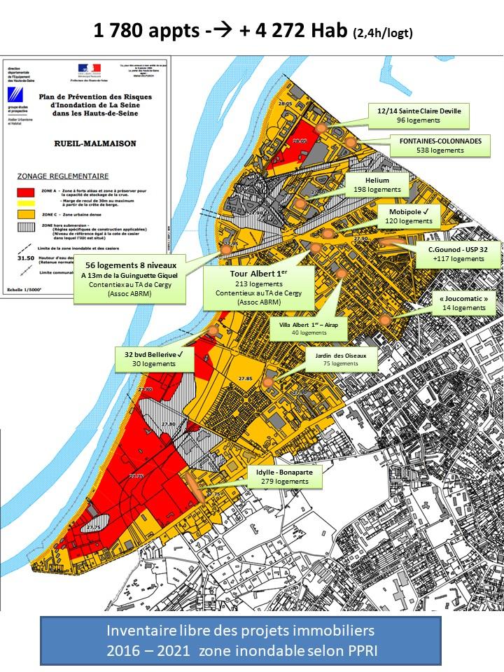 Rueil Urbanisme Zone Innondable (PPRI) 20171214.jpg